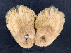 Photo of PREMIUM Baby Suri Fur Fuzzy Slippers 3
