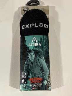 Alpaca Sock (Altera Explorer Micro)
