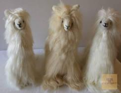 Peruvian Stuffed Alpaca