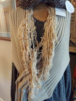 Photo of Lock Spun Scarflette Marky