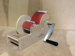 Manual Brother Drum Carder