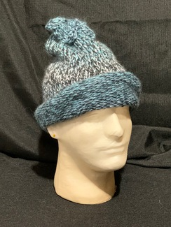 Photo of Knitted Alpaca Hat 7