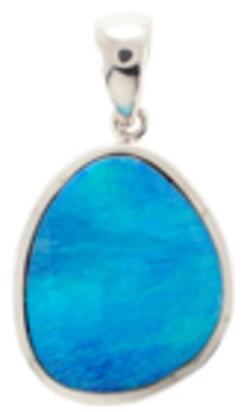 Opal Doublet Pendant 18796