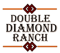 DOUBLE DIAMOND RANCH - Logo
