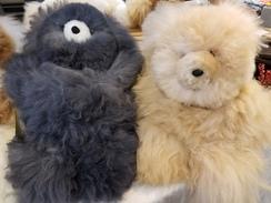 Medium Alpaca Teddy Bears