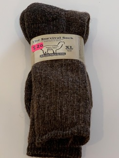 Alpaca Sock (Survival)