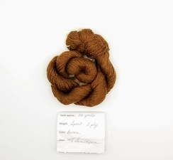 Photo of 2 ply Suri Yarn Geronimo
