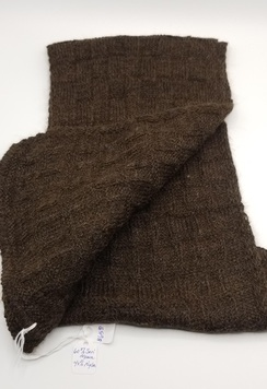 Photo of Basketweave Suri Scarf