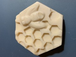 HONEYCOMB - GOAT MILK SOAP