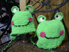 Photo of Frog hats