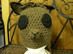 Photo of   Alpaca, Alpaca Hat