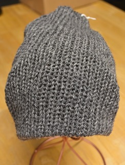 Photo of Alpaca Hat - Grey