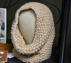 Photo of Alpaca Hooded Cowl