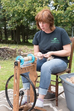 Fiber Chair, Theresa Jewell