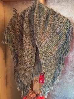 Photo of Shawl, Triangle, Lt. weight