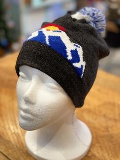 Colorado 100% Alpaca Hat w/ Pom