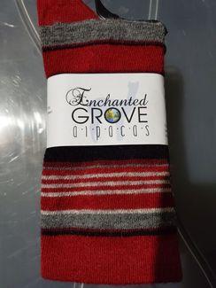 Striped Alpaca Socks