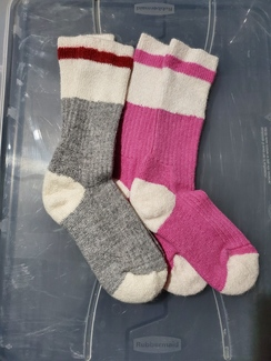 Photo of Alpaca Work Socks