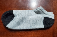 Photo of Alpaca Ankle Socks