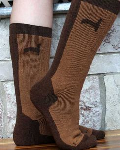 LONG Hiker Alpaca Socks