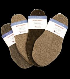 Alpaca Shoe Insoles