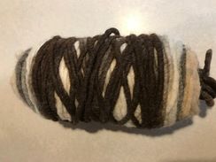 100% Alpaca Rug Yarn (3C)