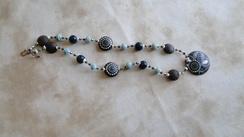 Golem Designs Round Pendent Necklace