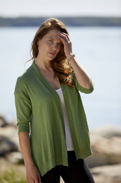 Photo of Pima Cotton Cardigan