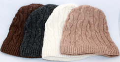 Photo of Cable Knit Beanie