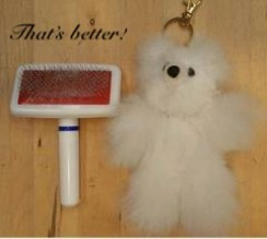 GIFTS: Alpaca BEAUTY BRUSH