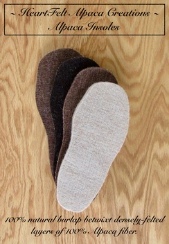 Photo of INSOLES: HeartFelt - Comfy/Xtra Durable