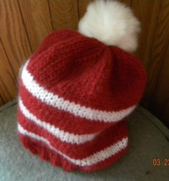 Photo of Alpaca Slouch Hat
