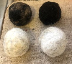 Photo of Alpaca Wool Dryer Balls