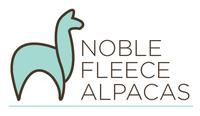 Noble Fleece Alpacas - Logo