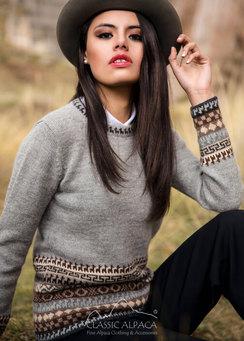 Wayfarer Alpaca Sweater