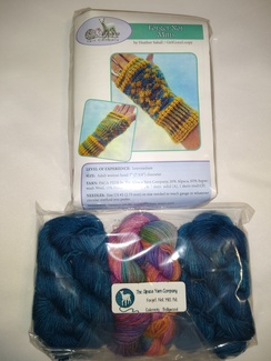 Photo of Forget Not - Fun Fingerless Glove Kits