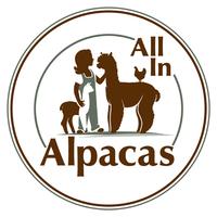 All In Alpacas - Logo