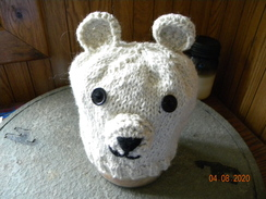 Photo of Polar Bear Hat