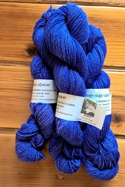 Photo of Sport Weight Yarn   3 Ply  Hand Dyed
