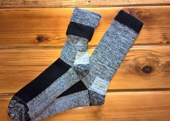 Photo of Alpaca Omni Hiker Unisex Socks