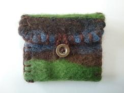 Photo of Sm Heartfelt Wallet - Tut w/Stripes