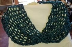 Photo of Boucle Cowl