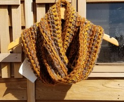 Photo of Precious Metals Infinity Scarf