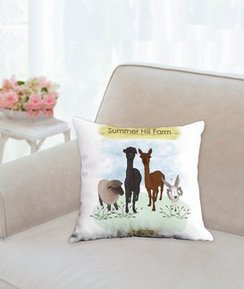 Summer Hill Farm Pillow