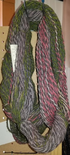 Photo of Celtic Twist - Hand Spun, Hand Painted