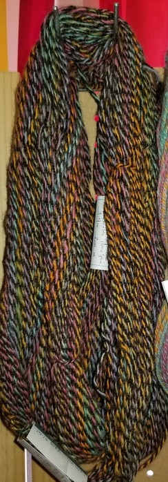 Photo of Santa Fe Twist - Hand Spun, Hand Painted