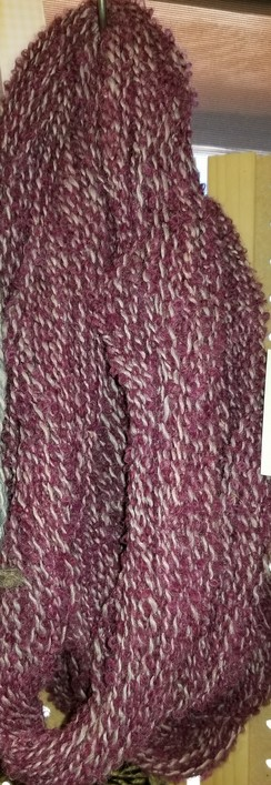 Photo of Purple Haze - Hand Spun