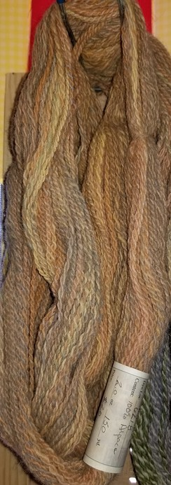 Photo of Sandstone - Hand Spun, Hand Painted