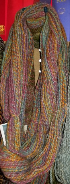 Photo of Tutti Fruttis - Hand Spun, Hand Painted