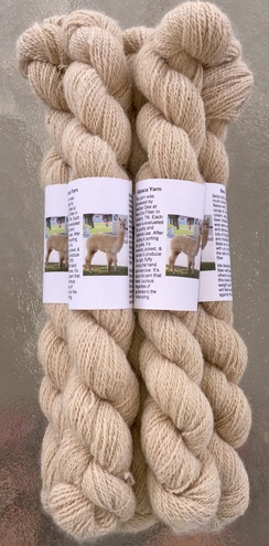 Alpaca Yarn - Lace Weight